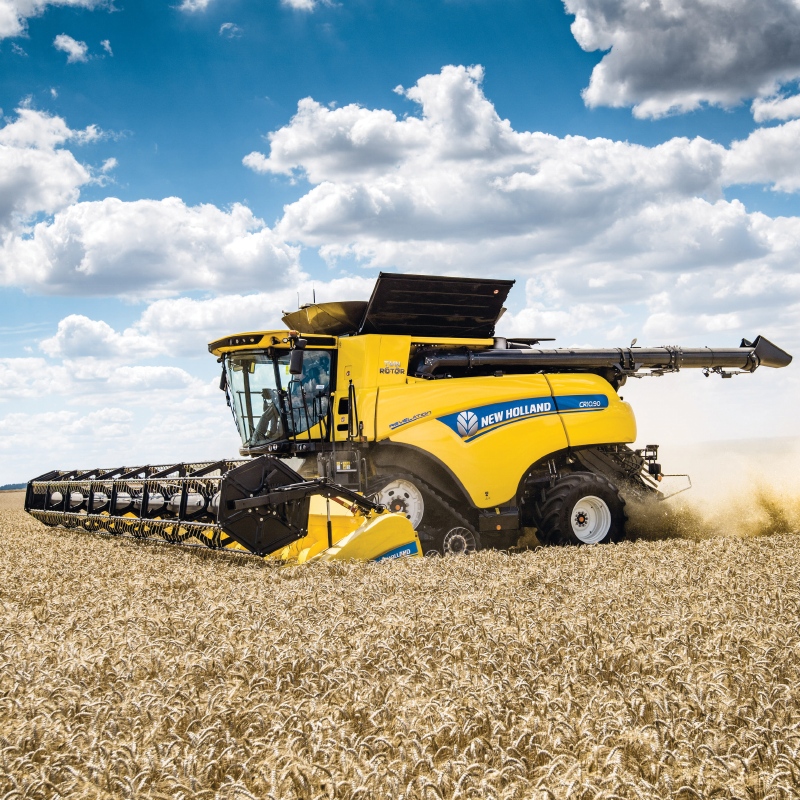 New Holland CR10.90 Revelation Combine Harvester