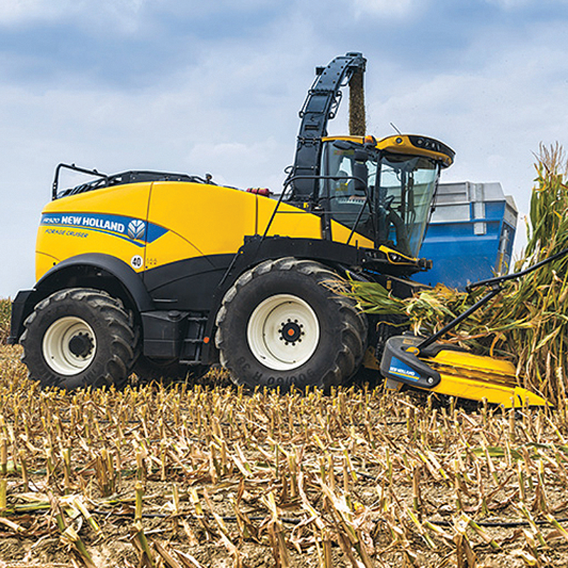 New Holland FR Forage Cruiser