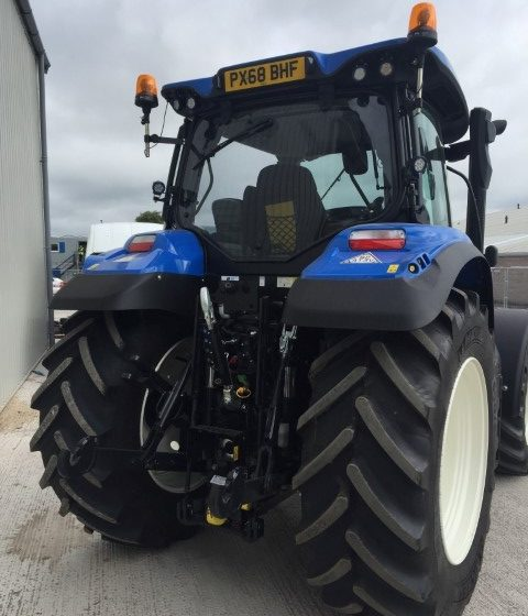 11164834 - New Holland T6.145 Tractor
