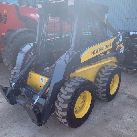 11168236 - New Holland LS160 Skidsteer