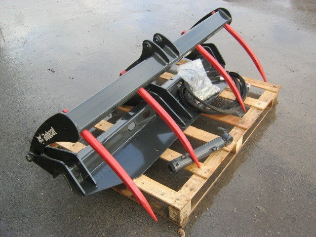 21144483 - Bobcat GP55 4 Tine Grab Attachment