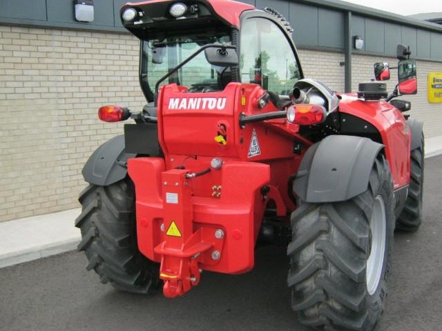 21163295 - Manitou MLT730-115V Elite-Vario Telehandler