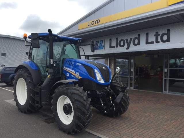 21164833 - New Holland T6.175 Tractor