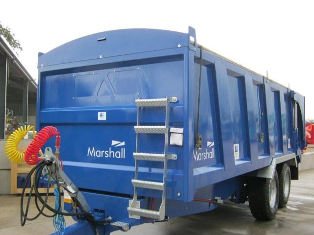 21166629 - Marshall Trailers QM1600 Monocoque Trailer