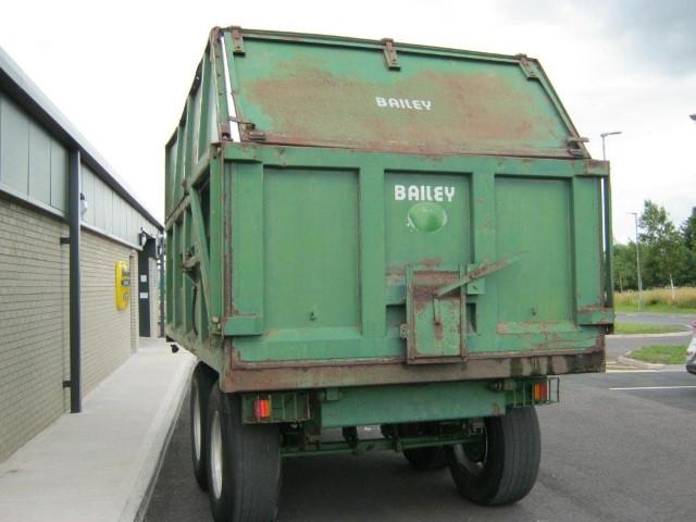 21169975 - Bailey 11 Ton Trailer