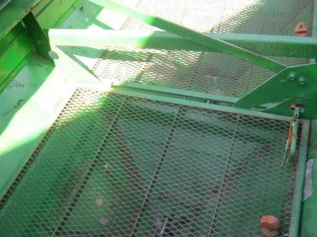 21170721 - Amazone ZAM2701 Fertiliser Drill