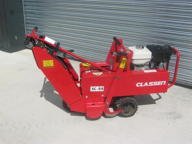 21171264 - Classon SC-24 Pedestrian Turf Cutter