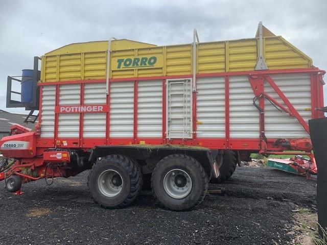 21172807 - Pottinger Torro 5100 Forage Wagon