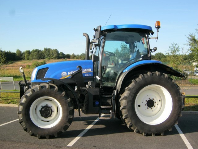 21173826 - New Holland T6.175 Tractor
