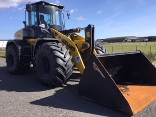 31155579 - New Holland W170D Wheel Loader