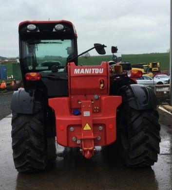 31158176 - Manitou MLT630-105V Telehandler