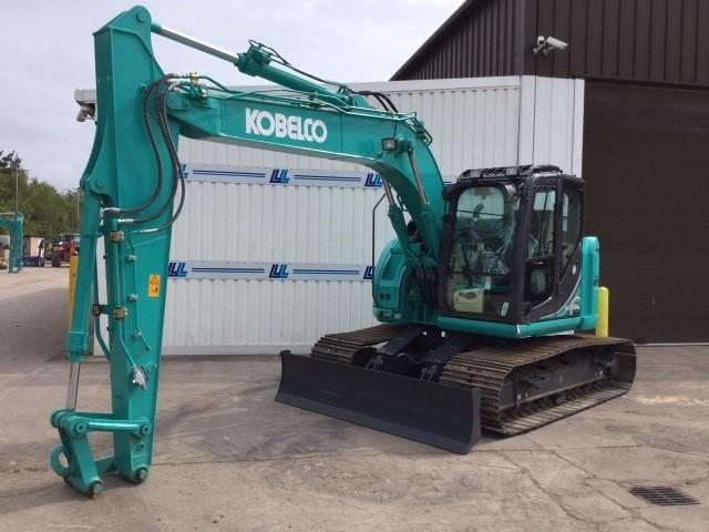 31161456 - Kobelco SK140SRLC-5 Excavator