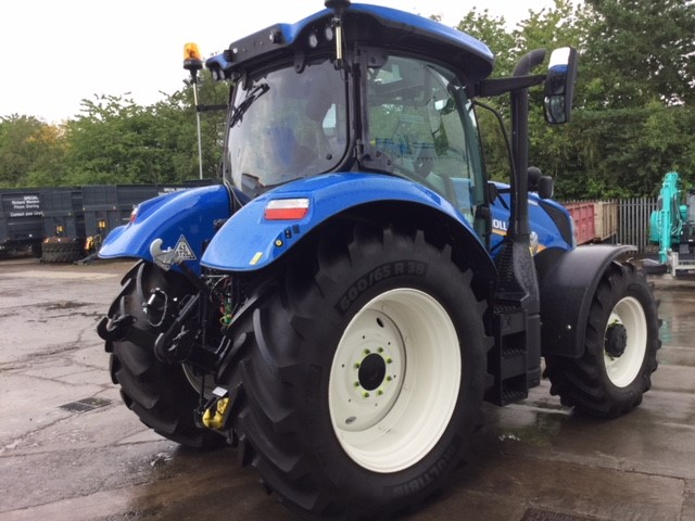 31162447 - New Holland T6.145 DCT Tractor