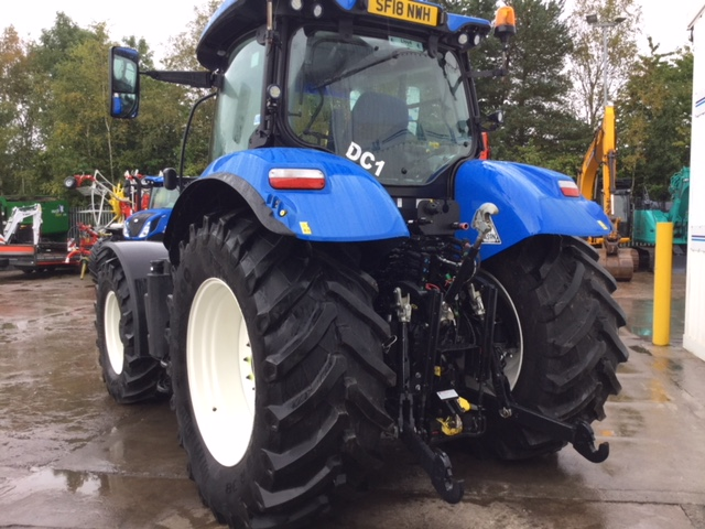31165011 - New Holland T7.190 Tractor