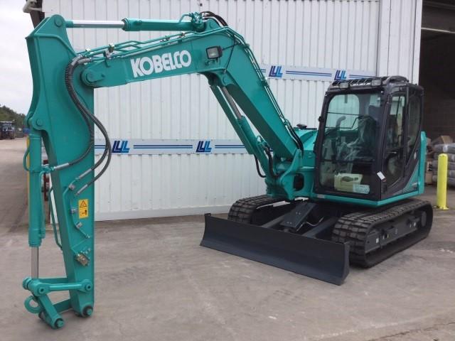 31168630 - Kobelco SK85MSR-3 Excavator