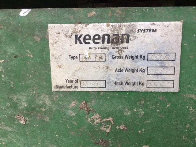 31170502 - Keenan MF140 Feeder