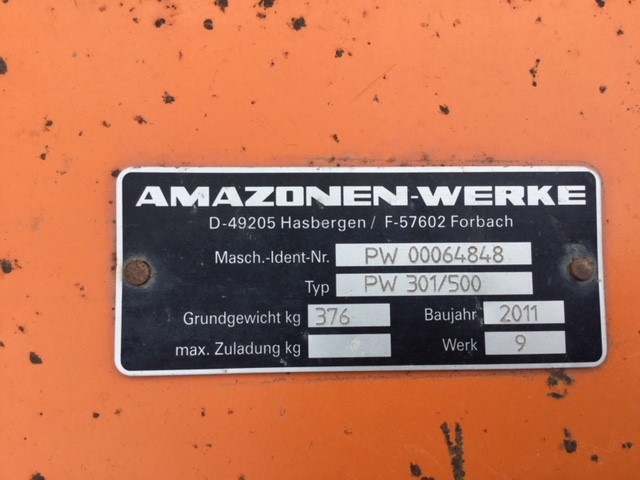 31171407 - Amazone KG3000 Power Harrow