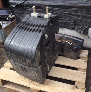 31171726 - Tractor Fan Weight