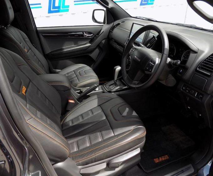 31172419 - SA18LHF Isuzu D-MAX 1.9 Blade Double Cab Auto - £25,995 + VAT