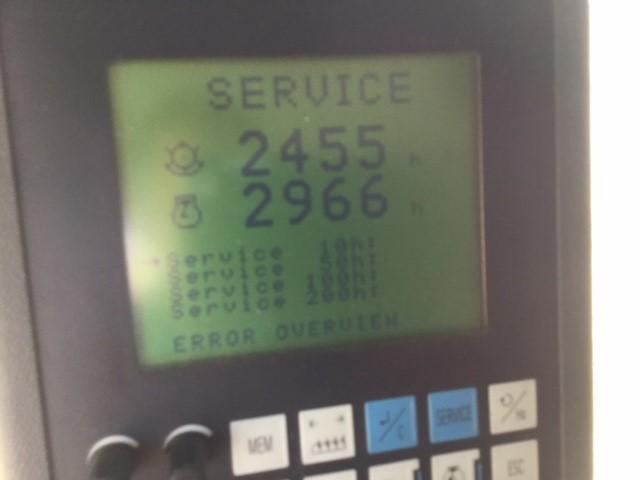 31172433 - New Holland TX66 Combine