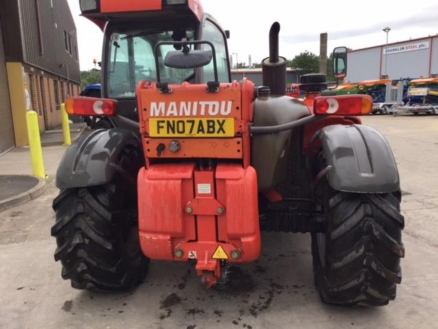 31172757 - Manitou MLT634-120LSU Turbo Telehandler