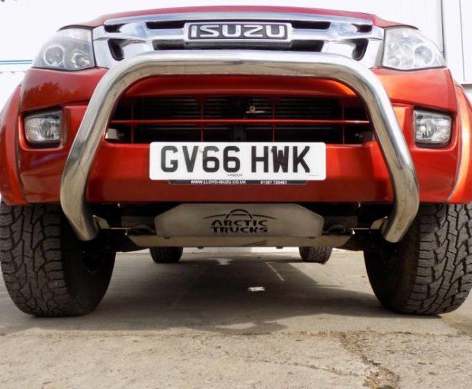 31173607 - GV66 HWK - Isuzu D-MAX 2.5TD Arctic Trucks AT35 Double Cab 4X4 Auto - £24995 +VAT