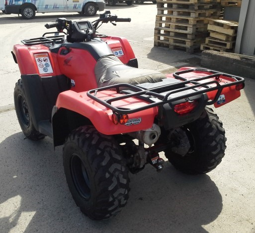 41162239 - Honda TRX420FE1 ATV Quad Bike