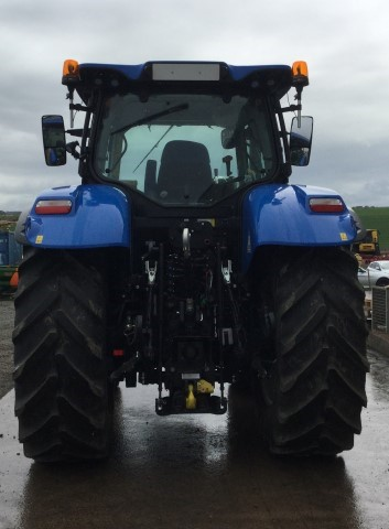 41167097 - New Holland T7.190 Tractor