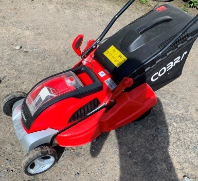 41169442 - Cobra RM4140V Lawnmower