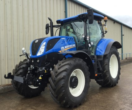 41169489 - New Holland T7.210 Tractor