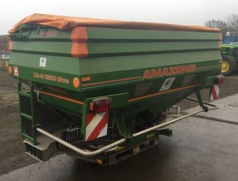 41169765 - Amazone ZAM4200 Fertiliser Spreader