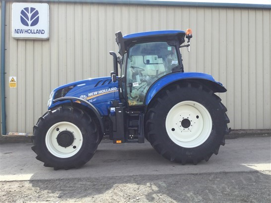 41170934 - New Holland T6.180 Tractor