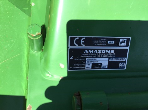 41171752 - Amazone KG3000 Super 3m Power Harrow