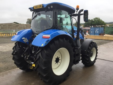41172141 - New Holland T6.180 EC Tractor