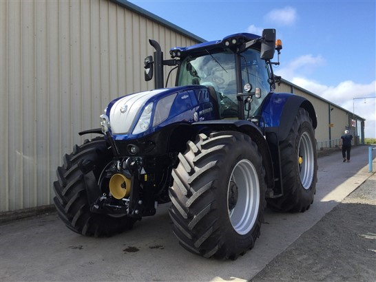 41172534 - New Holland T7.315 Tractor