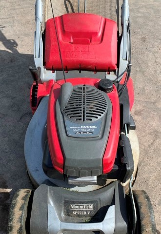 41172664 - Mountfield SP555RV Lawnmower