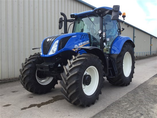 41172744 - New Holland T6.175 DCT Tractor
