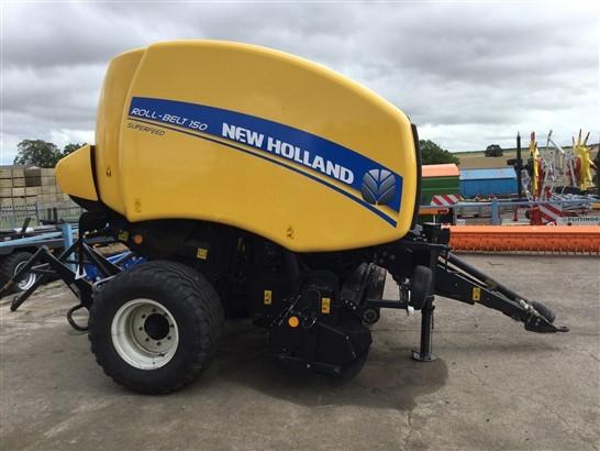 41172830 - New Holland RB150 Baler