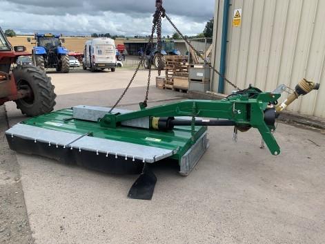 41173223 - Major Equipment 900SM Side Mounted Topper