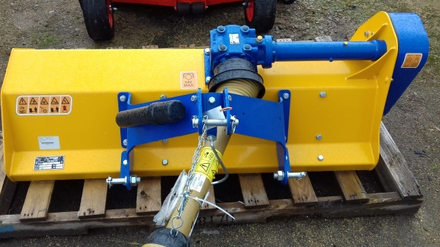 51162365 - Bomford Turner Elite 150 Flail Mower