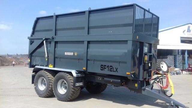 51167339 - Richard Western SF12LX Grain Trailer
