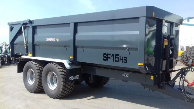 51167340 - Richard Western SF15HS Grain Trailer