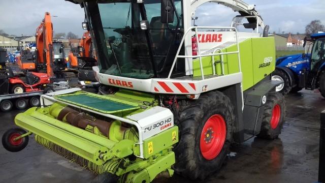 51170613 - Claas 850 Jaguar Forage Harvester