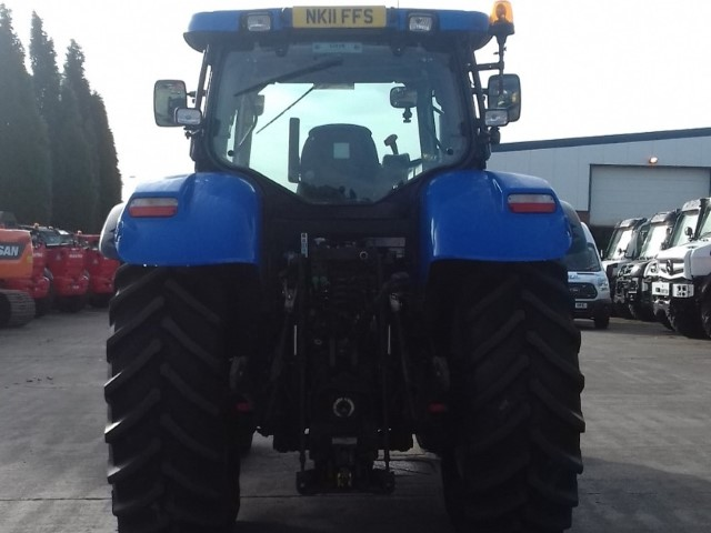 61173055 - New Holland T6080 Tractor