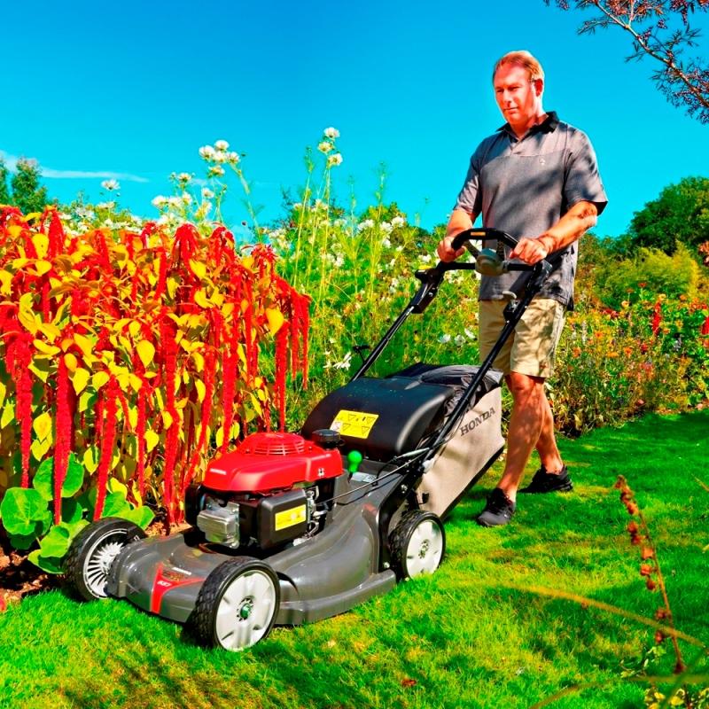 Honda HRX Lawnmower