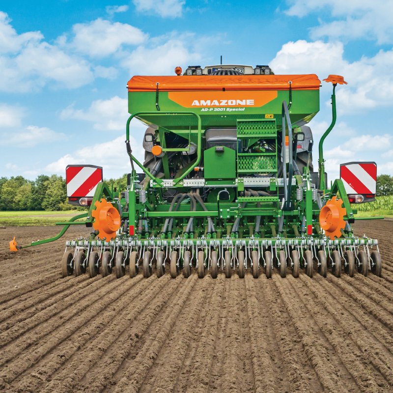 Amazone AD-P Special Seed Drill