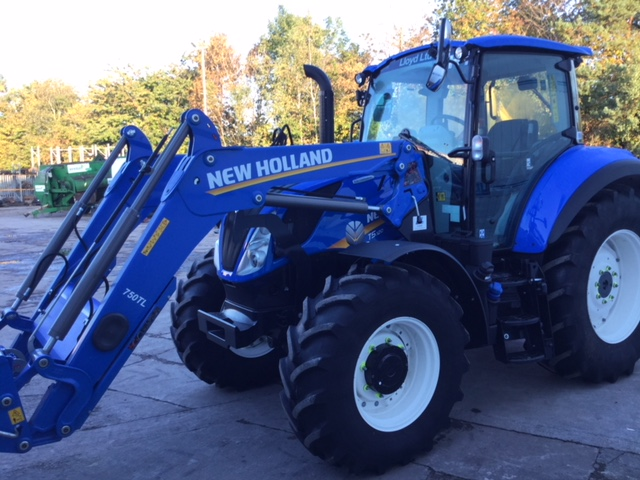 31169415 New Holland T5.120 Tractor