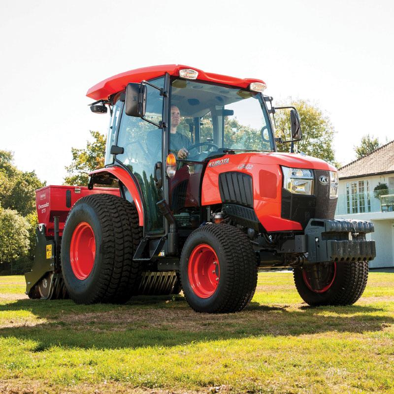 Kubota L2602 Tractor