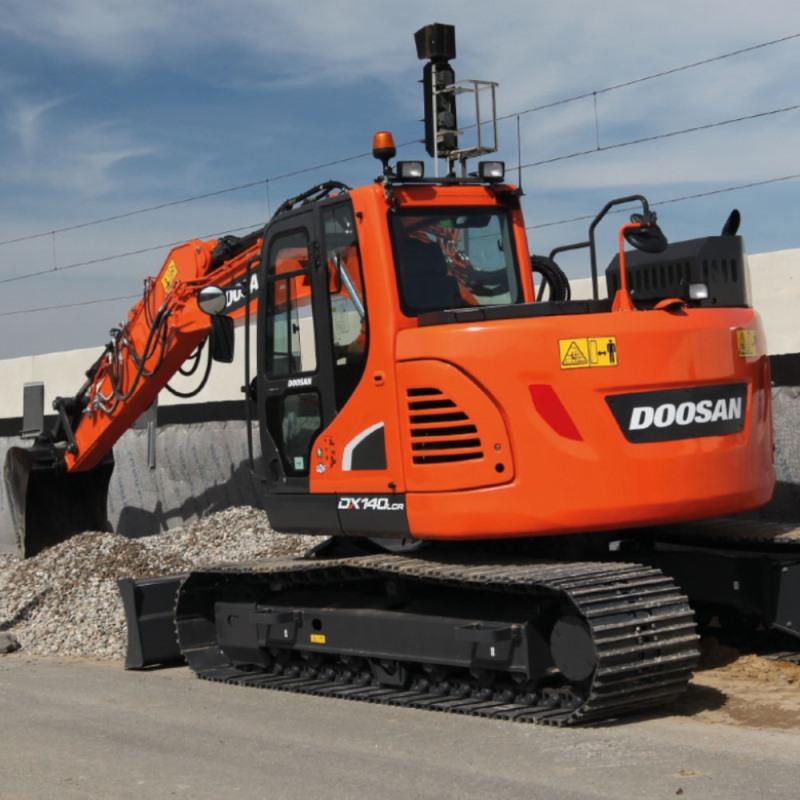 Doosan Crawler Excavator