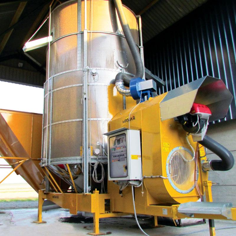 Mecmar Grain Drier
